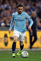 Bernardo Silva of Manchester City during the Carabao Cup Final match between Chelsea and Manchester City at Stamford Bridge on February 24th 2019 in London, England. (Photo by Paul Chesterton/phcimages.com)<br /> Foto PHC Images / Insidefoto <br /> ITALY ONLY