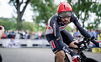 Thomas De Gendt (BEL/Lotto Soudal)<br /> <br /> 104th Giro d'Italia 2021 (2.UWT)<br /> Stage 1 (ITT) from Turin to Turin (8.6 km)<br /> <br /> ©kramon