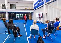 Amstelveen, Netherlands, 7 Juli, 2021, National Tennis Center, NTC, Amstelveen Womans Open, PO session<br /> Photo: Henk Koster/tennisimages.com