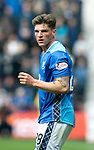 St Johnstone v Hearts…29.09.18…   Tynecastle     SPFL<br />Ross Callachan<br />Picture by Graeme Hart. <br />Copyright Perthshire Picture Agency<br />Tel: 01738 623350  Mobile: 07990 594431