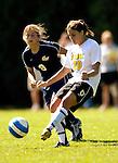 2007-09-02 NCAA: GW at UVM Women's Soccer