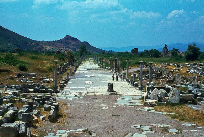Ephesus; Lower Agora