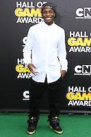 SANTA MONICA, CA, USA - FEBRUARY 15: Shameik Moore at the 4th Annual Cartoon Network Hall Of Game Awards held at Barker Hangar on February 15, 2014 in Santa Monica, California, United States. (Photo by David Acosta/Celebrity Monitor)