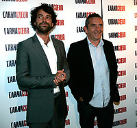 Montreal (Qc) Canada - August 22 2010 - Heartbreaker (L'arnacoeur)<br />  French movie by Pascal Chaumeil, Premiere in Montreal : Romain Duris, Pascal Chaumeil
