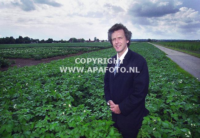 wageningen 120700 paul struik (luw)<br />foto frans ypma APA-foto