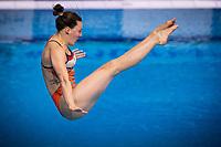 Jansen Inge NED<br /> Diving - Women's 3m preliminary<br /> XXXV LEN European Aquatic Championships<br /> Duna Arena<br /> Budapest  - Hungary  15/5/2021<br /> Photo Giorgio Perottino / Deepbluemedia / Insidefoto