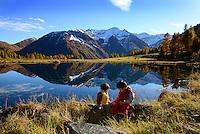 Laghi di montagna -  Bergseen