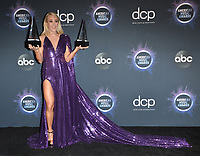 LOS ANGELES, USA. November 25, 2019: Carrie Underwood at the 2019 American Music Awards at the Microsoft Theatre LA Live.<br /> Picture: Paul Smith/Featureflash