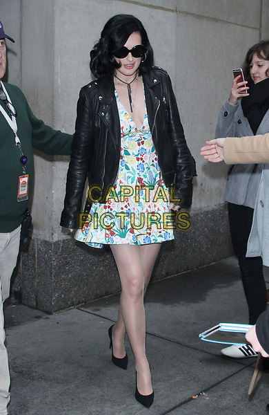 NEW YORK, NY - MARCH 28: Rumer Willis at NBC's Today Show in New York City on March 28, 2017. <br /> CAP/MPI/RW<br /> ©RW/MPI/Capital Pictures