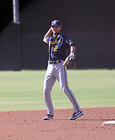 Brice Turang - 2020 AIL Brewers (Bill Mitchell)