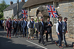 Long Sutton Friendly Society annual Club Walk Day. 2019.