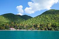 Maho Bay<br /> Virgin Islands National Park<br /> St. John<br /> U.S. Virgin Islands