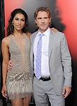 Janina Gavankar and Sam Trammell <br />  at HBO True Blood Season 6 Premiere held at The Cinerama Dome in Hollywood, California on June 11,2013                                                                   Copyright 2013 Hollywood Press Agency
