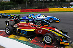 BRDC British F3 Championship : Spa-Francorchamps : 07/08 July 2017