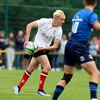 Saturday 4th September 20218 <br /> <br /> Clark Logan during U18 Clubs inter-pro between Ulster Rugby and Leinster at Newforge Country Club, Belfast, Northern Ireland. Photo by John Dickson/Dicksondigital