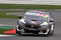 2020 British Touring Car Championship Media day. #27 Dan Cammish. Halfords Yuasa Racing. Honda Civic Type R.