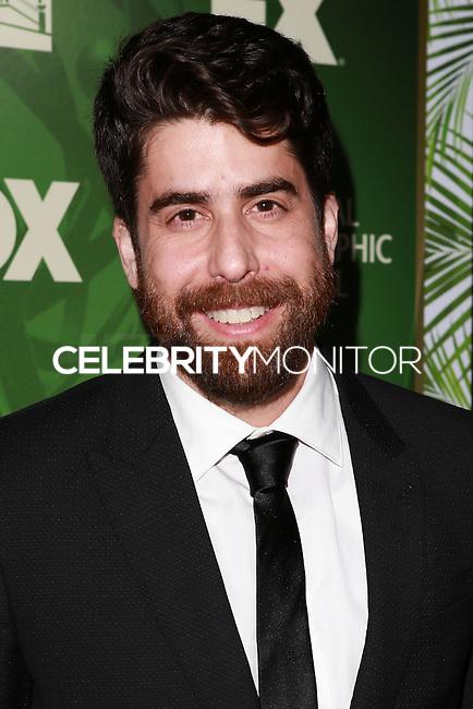 LOS ANGELES, CA, USA - AUGUST 25: Adam Bernstein at the FOX, 20th Century FOX Television, FX Networks And National Geographic Channel's 2014 Emmy Award Nominee Celebration held at Vibiana on August 25, 2014 in Los Angeles, California, United States. (Photo by David Acosta/Celebrity Monitor)