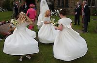 Wedding, Chipping, Lancashire.