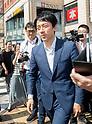 LDP's Shinjiro Koizumi campaigns in Tokyo