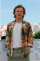 """CANNES, FRANCE - JULY 17: Alex Lutz at the """"Vortex"""" photocall during the 74th annual Cannes Film Festival on July 17, 2021 in Cannes, France. <br /> CAP/GOL<br /> ©GOL/Capital Pictures"""