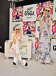 """Gagadolls, Dec 01, 2013 : Tokyo, Japan : A Gaga life-size dolls are seen on display during a press conference for her new album """"ARTPOP"""" in Tokyo, Japan, on December 1, 2013."""