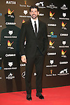 Miguel Angel Munoz attends the Feroz Cinema Awards 2015 at Las Ventas, Madrid,  Spain. January 25, 2015.(ALTERPHOTOS/)Carlos Dafonte)