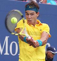 Rafael Nadal, 09-6-2009, Photo By John Barrett/PHOTOlink