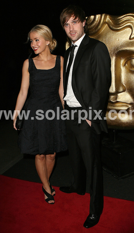 **ALL ROUND PICTURES FROM SOLARPIX.COM**.**WORLDWIDE SYNDICATION RIGHTS**.Guests attend the Childrens BAFTA Awards at the Hilton Hotel, Mayfair, London. 25th November 2007..This pic: Sammy Winwood and Jonas Armstrong..JOB REF: 5401 SSD     DATE: 25_11_2007.**MUST CREDIT SOLARPIX.COM OR DOUBLE FEE WILL BE CHARGED* *UNDER NO CIRCUMSTANCES IS THIS IMAGE TO BE REPRODUCED FOR ANY ONLINE EDITION WITHOUT PRIOR PERMISSION*