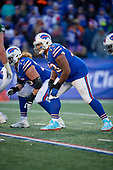 Buffalo Bills tackle Dion Dawkins (73) during an NFL football game against the New York Jets, Sunday, December 9, 2018, in Orchard Park, N.Y.  (Mike Janes Photography)