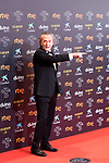 Jose Coronado attends the red carpet previous to Goya Awards 2021 Gala in Malaga . March 06, 2021. (Alterphotos/Francis González)
