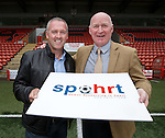 Paul Lambert and John Brown re-launch Spohrt to assist sports professionals in their career development