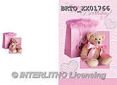 Alfredo, BIRTHDAY, paintings+++++,BRTOXX01766,#birthday# ,teddy bears