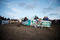 Lars Van der Haar (NLD/Giant-Shimano)<br /> <br /> GP Zonhoven 2014