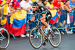 Peter Kennaaugh during La Vuelta a España 2016 in Madrid. September 11, Spain. 2016. (ALTERPHOTOS/BorjaB.Hojas)