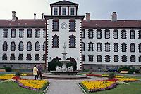 Deutschland, Meiningen in Thüringen, Schloss Elisabethenburg