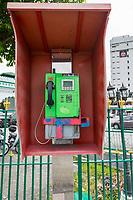 Public Pay Telephone, 2018, Ipoh, Malaysia.