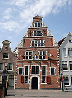 Nederland - Hoorn- 2020.   De Boterhal is een kunstcentrum gevestigd in het voormalige Sint Jans Gasthuis. De Boterhal fungeert als thuishaven en expositieruimte van de Kunstenaarsvereniging Hoorn en Omstreken.      Foto ANP / HH / Berlinda van Dam