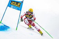 29th December 2020; Stelvio, Bormio, Italy; FIS World Cup Super G for Men;  Max Franz of Austria in action during his run for the men Super G race