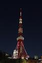 Tokyo Tower Christmas Illumination