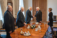 2020/01/27 Politik | Bundespräsident | Holocaust-Überlebende