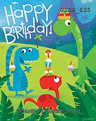 Sarah, CHILDREN BOOKS, BIRTHDAY, GEBURTSTAG, CUMPLEAÑOS, paintings+++++,USSB635,#bi#, EVERYDAY,dino,dinos