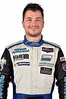 #21 Muehlner Motorsports America Duqueine M30-D08, P3-1:  Laurents Hoerr, portrait