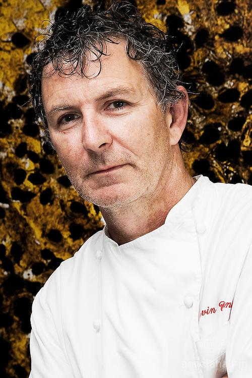 Kevin Thornton. Thorntons Restaurant, Fitzwilliam Hotel.Publication: Irish Director
