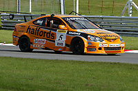 Round 10 of the 2005 British Touring Car Championship. #5. Matt Neal (GBR). Team Halfords. Honda Integra Type R.
