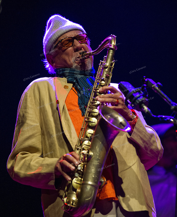 Charles Lloyd plays the Vogue Theatre June 27, in the 2014 TD Vancouver International Jazz Festival