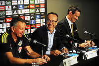 160219 A-League Football - Phoenix 10-Year Licence Extension