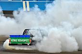 #16: Brett Moffitt, Hattori Racing Enterprises, Toyota Tundra KOBE