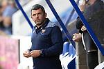 St Johnstone v Dundee United…22.08.21  McDiarmid Park    SPFL<br />Saints boss Callum Davidson<br />Picture by Graeme Hart.<br />Copyright Perthshire Picture Agency<br />Tel: 01738 623350  Mobile: 07990 594431