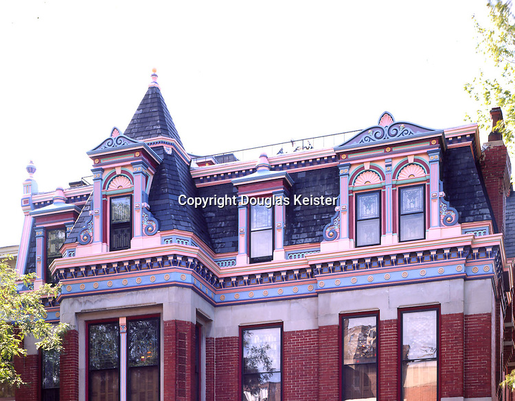 """2142 North Sedgwick St.""""The Gingerbread House"""".Chicago, IL"""