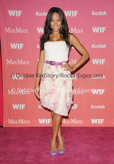 Dania Ramirez at The Women in Film 2009 Crystal + Lucy Awards held at The  Hyatt Regency Century Plaza in Century City, California on June 12,2009                                                                     Copyright 2009 DVS / RockinExposures